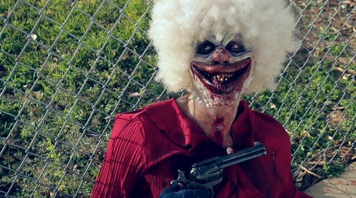 смотреть про клоунов ужасы